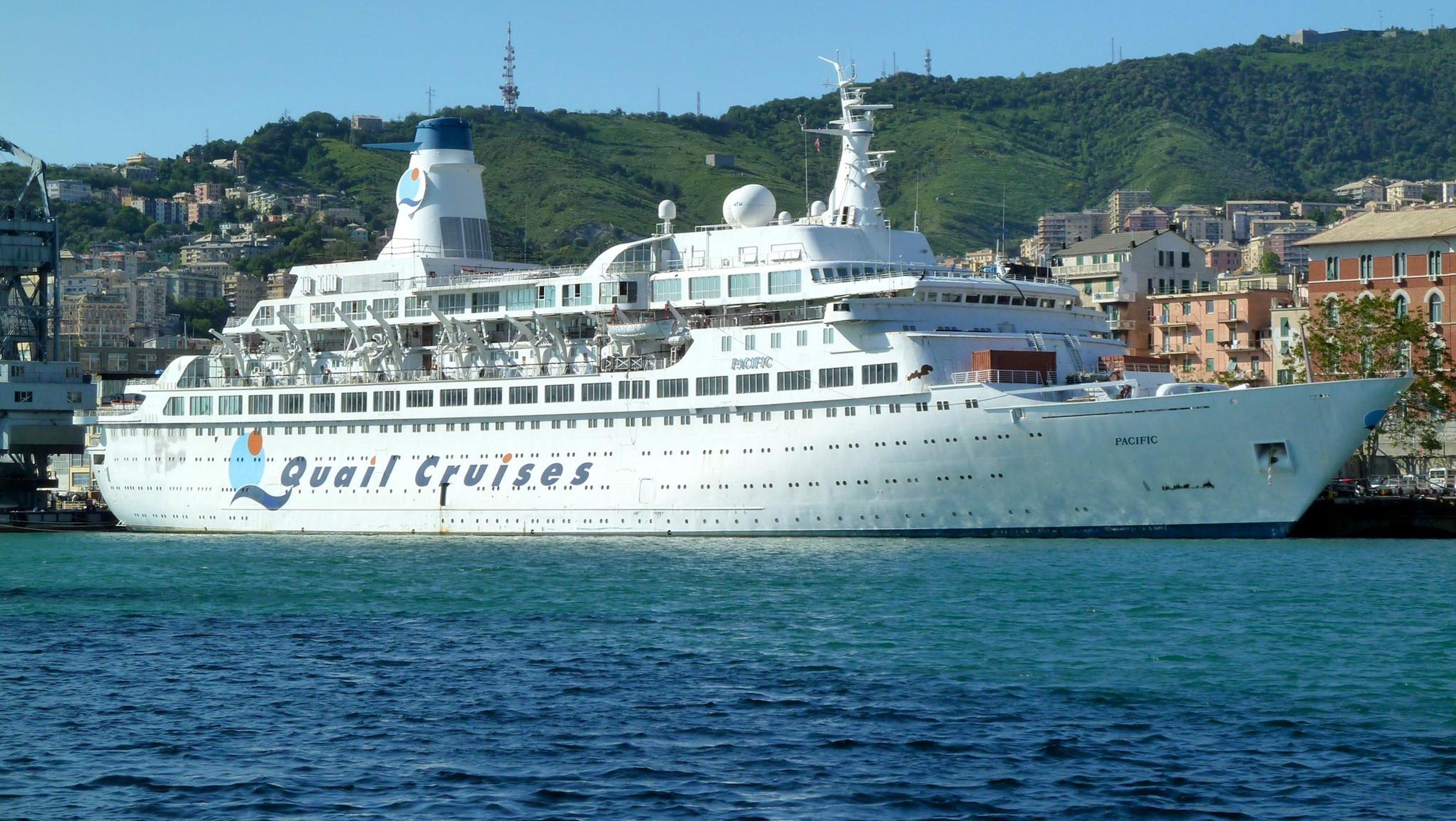 Famed Love Boat Makes Final Voyage To Scrapyard