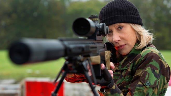 Helen Mirren in 'Red 2'
