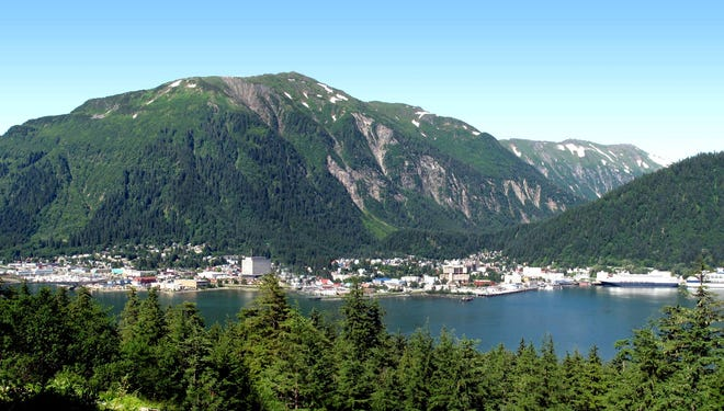 Despite only being accessible by plane or boat, Juneau attracts visitors with landscape and adventure.