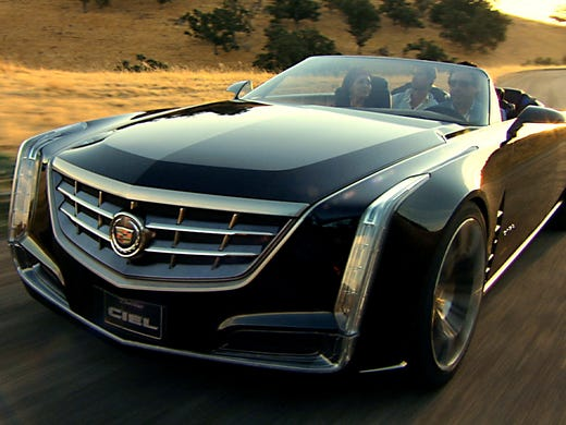 Gm Ceo Confirms Super Size Cadillac Sedan