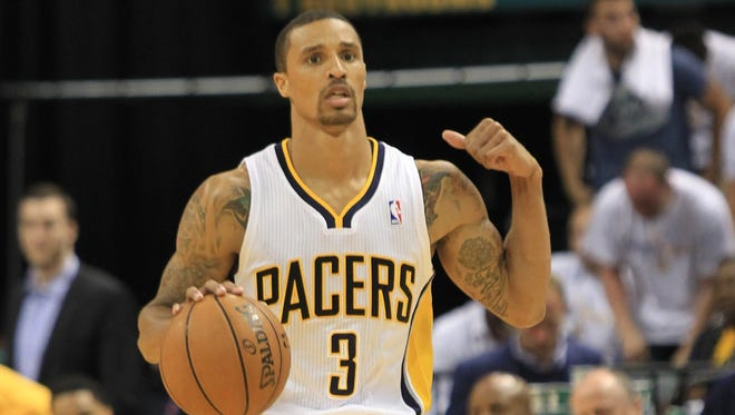 George Hill was invited to the minicamp but is not currently in attendance.