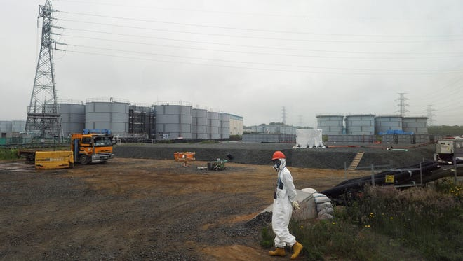 The Fukushima Dai-ichi nuclear plant in Japan is likely releasing contaminated water into the sea, the plant's operators say, acknowledging for the first time a problem long suspected by experts.