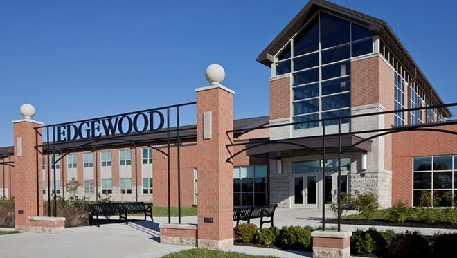 Edgewood Schools opened a new high school  in August 2012. The Ohio school district's board approved allowing qualified principals and assistant principals to carry loaded handguns in schools.