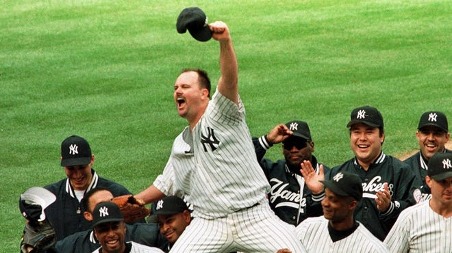 David Wells, New York Yankees vs. Minnesota, 4-0, May 17, 1998.