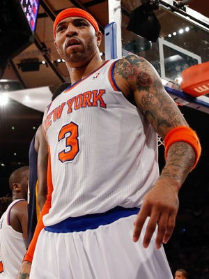 Kenyon Martin joined the Knicks midseason but was a solid contributor.