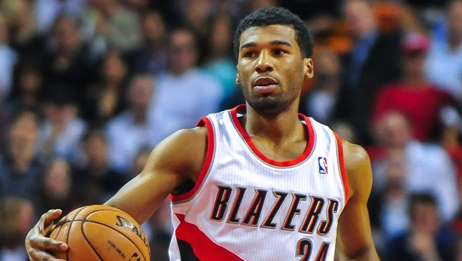 Ronnie Price played last season with the Trail Blazers.