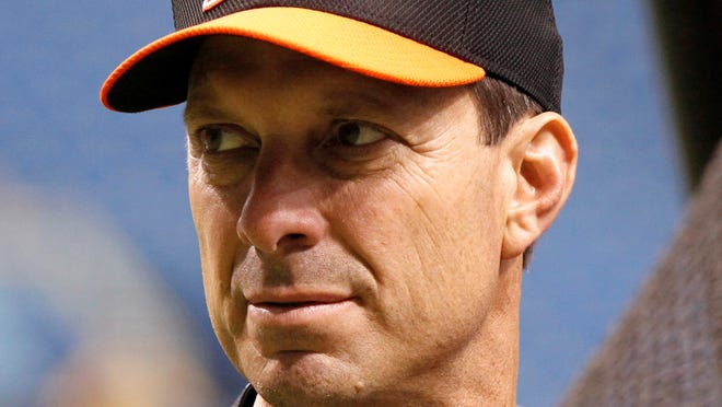 Tino Martinez had a mercurial stint as Marlins hitting coach.