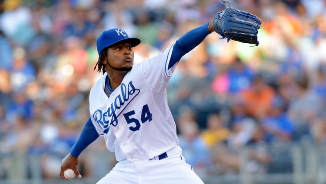 Ervin Santana could be on the trading block heading into the deadline.