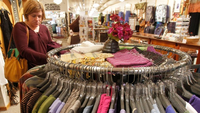 An index measuring consumer confidence slipped slightly in July.