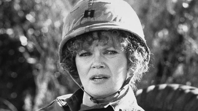"In this 1980 file image released by Warner Brothers Pictures, actress Eileen Brennan as Capt. Doreen Lewis in a scene from, ""Private Benjamin.""  Brennan's manager, Kim Vasilakis, says Brennan, died Sunday, July 28, 2013, in Burbank, Calif., after a battle with bladder cancer."
