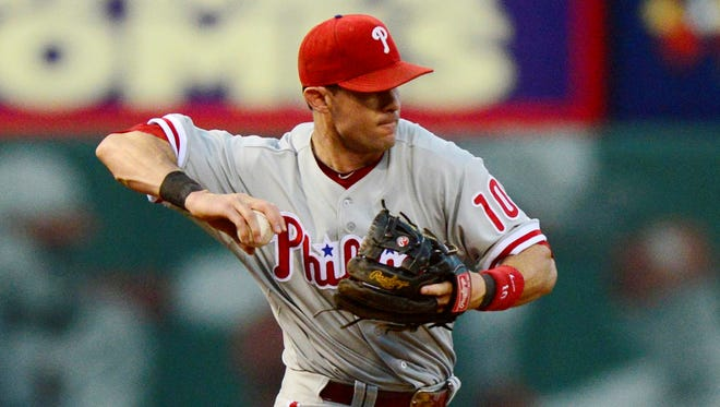 Cody Asche's arrival could pave the way for Michael Young's departure if the veteran waives his no-trade clause.
