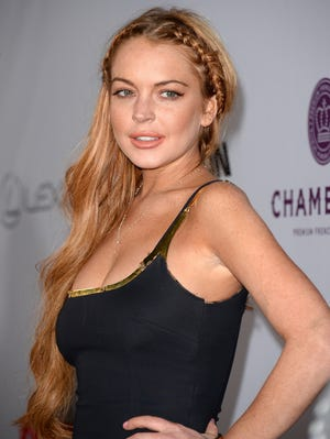Lindsay Lohan has completed her time in rehab.
