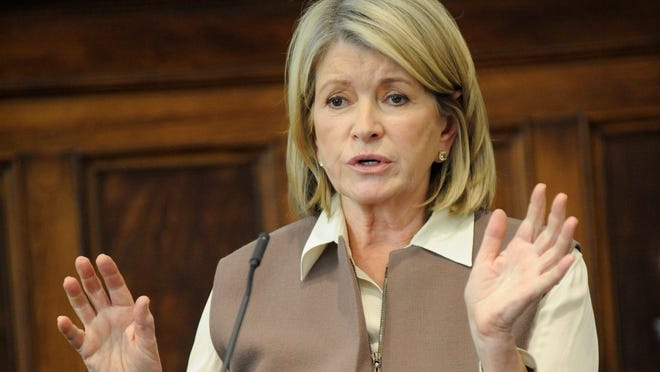 Martha Stewart testified in a New York court in March as part of a bitter court battle between giant retailers Macy's and J.C. Penney over selling Stewart's line of home goods.