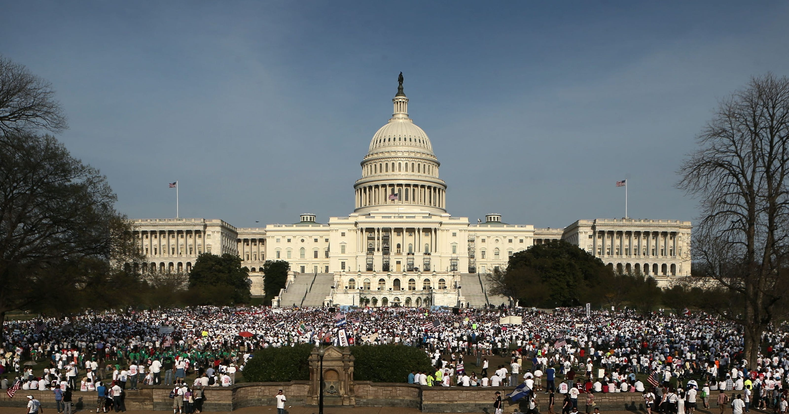 Immigration reform backers see hopeful signs in House