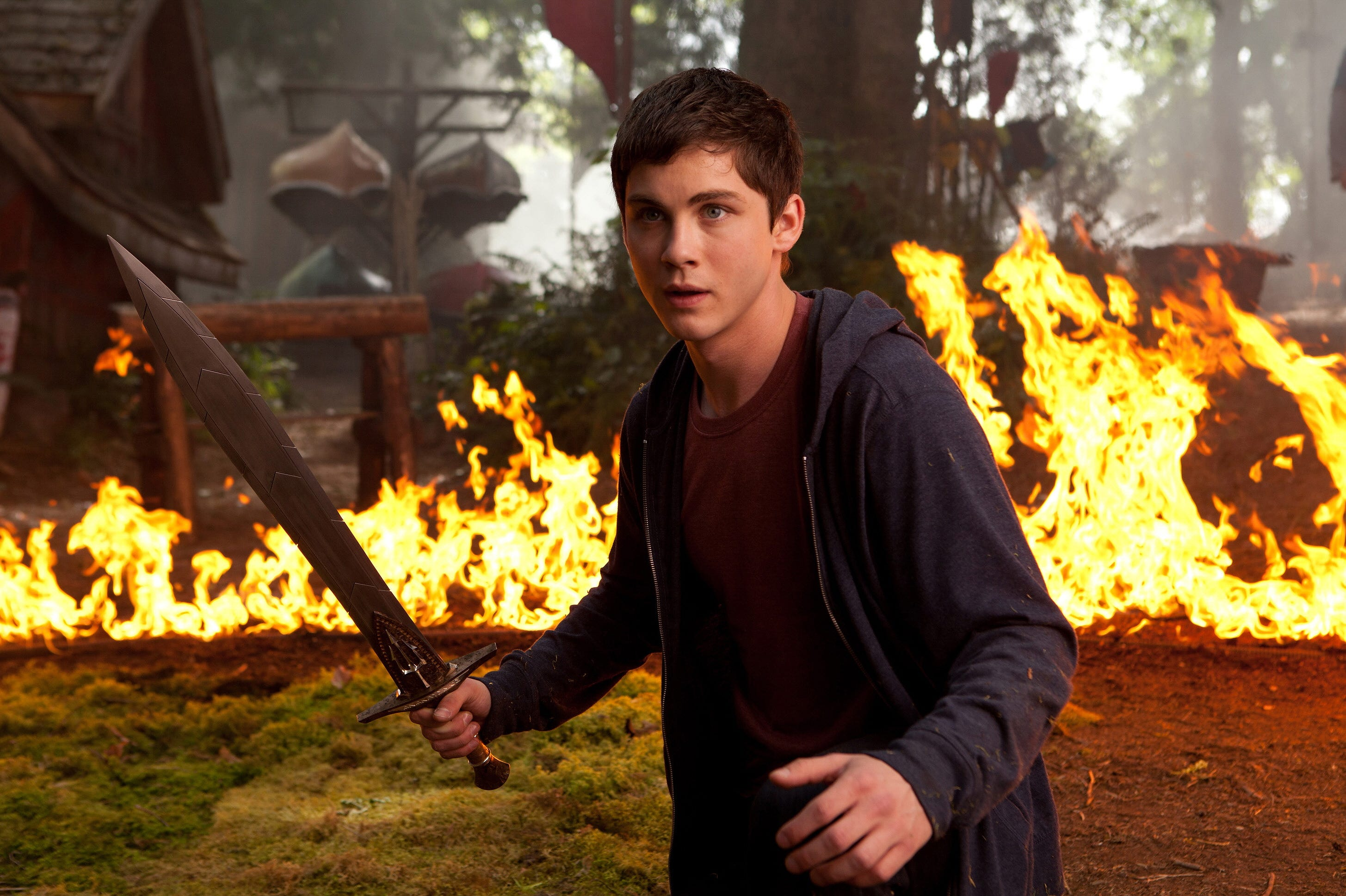 Trailer: 'Percy Jackson: Sea of Monsters'