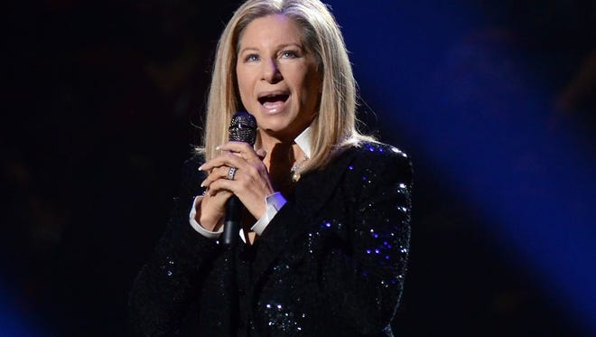 The multi-talented Barbra Streisand has been famous since releasing her Grammy Award-winning debut album in 1963. After years of successful films, tours and albums, Babs said that she was retiring from touring during a sold-out show at Madison Square Garden in 1999. But she couldn't keep that promise, and returned in 2006 for a new tour, simply titled Streisand: The Tour.