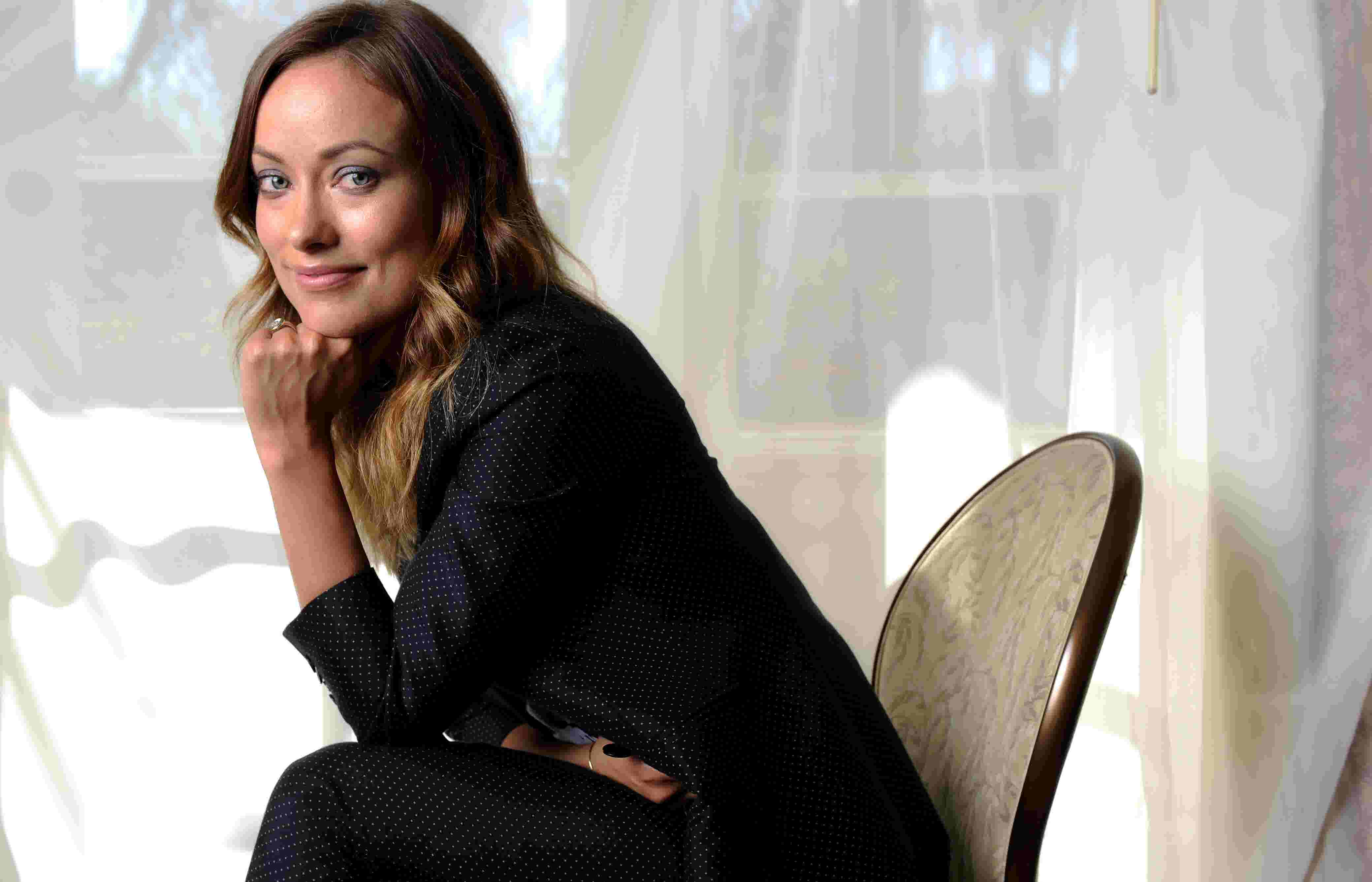 Olivia Wilde on life love and Drinking Bud s