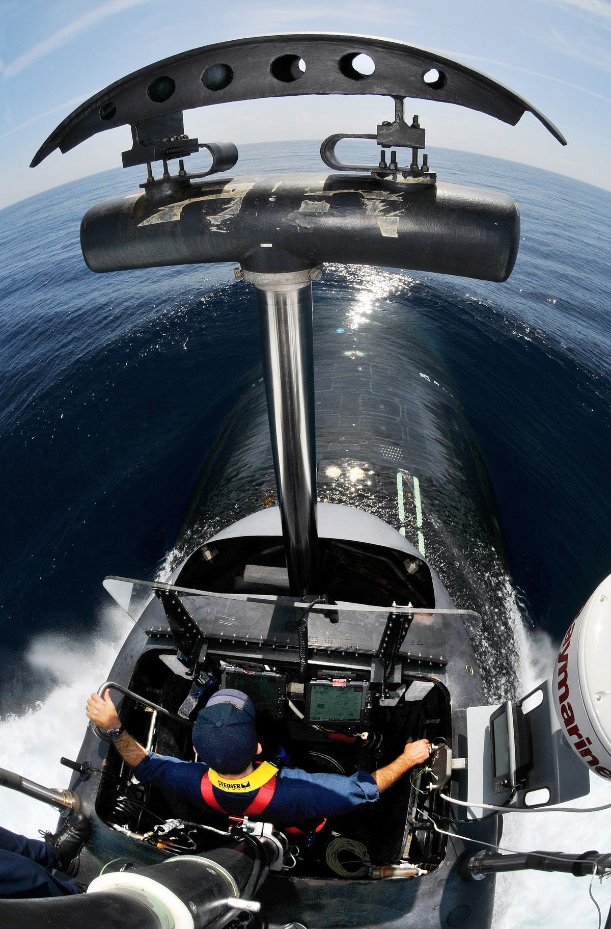 Navy's newest attack submarine shows its capabilities