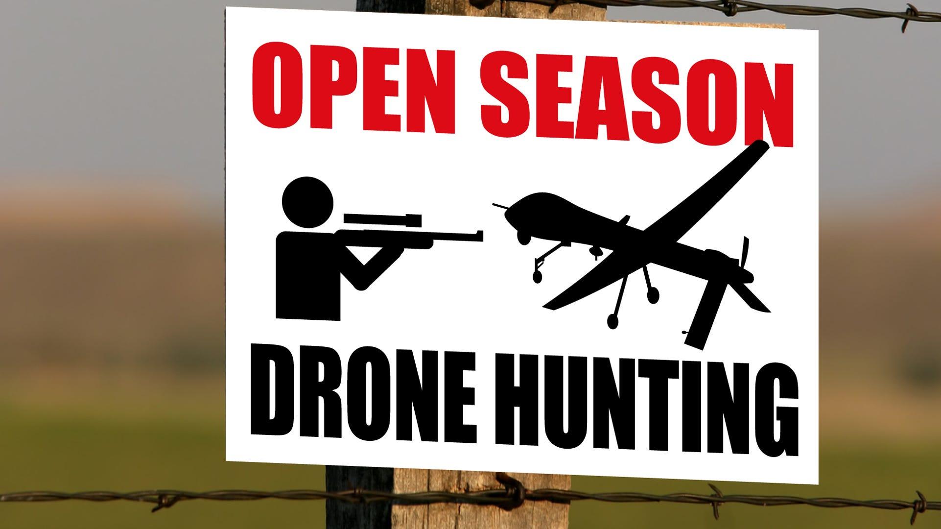 Open season on drones for Colorado non resident fishing license