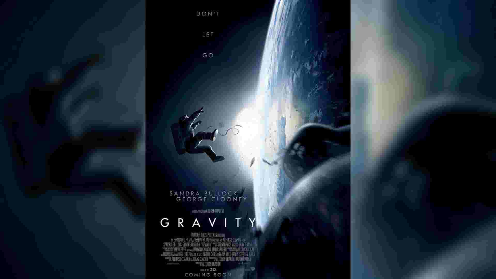 Sandra Bullock brings 'Gravity' to new 3D film | USA Entertainment Now