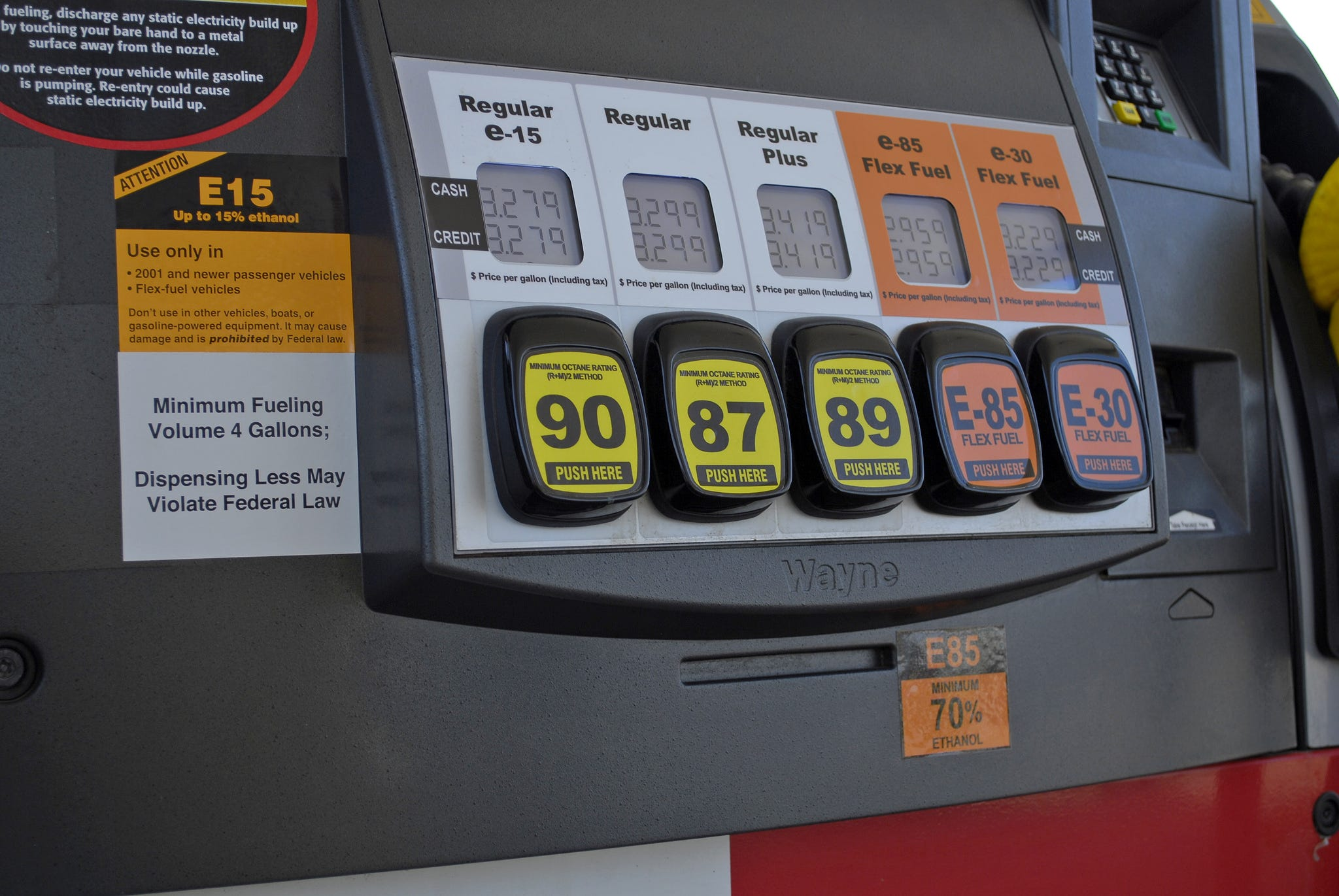 E85 Gas Stations >> Why Do We Use Ethanol In Gasoline Ask Usa Today