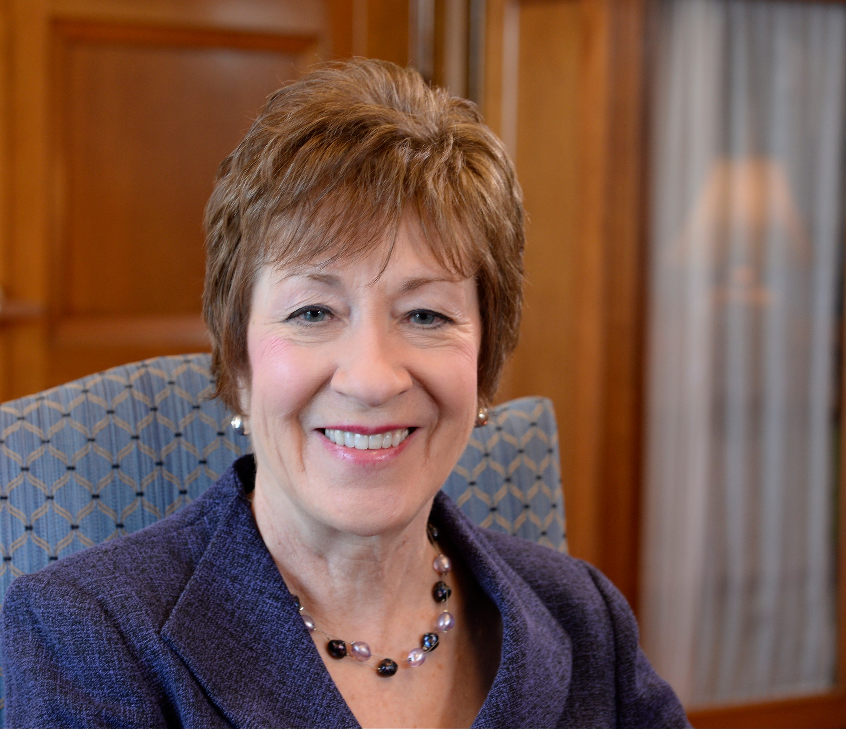 Collins Sees Hope For Progress After Shutdown Crisis