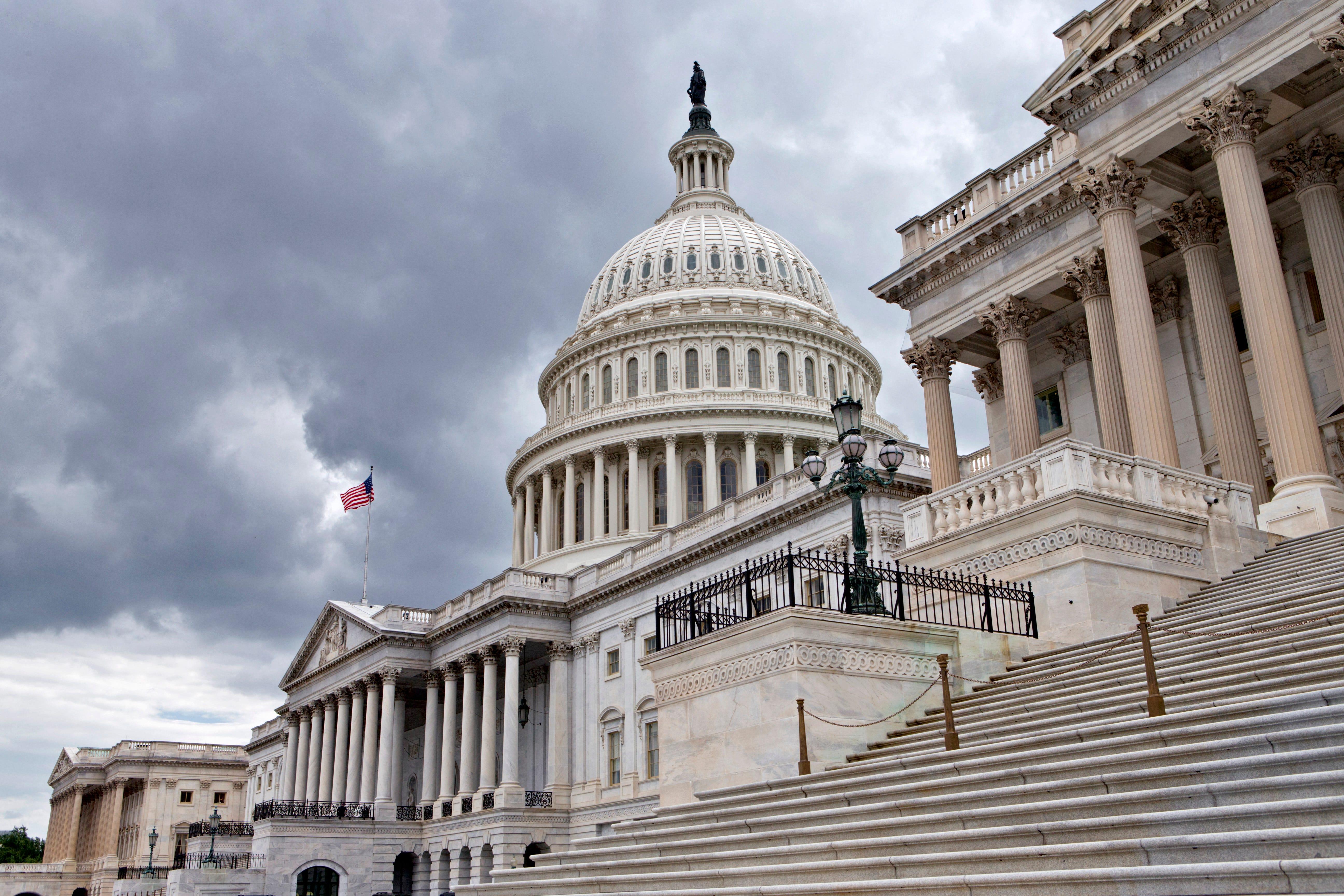 U S Capitol Dome To Undergo Extensive Repairs