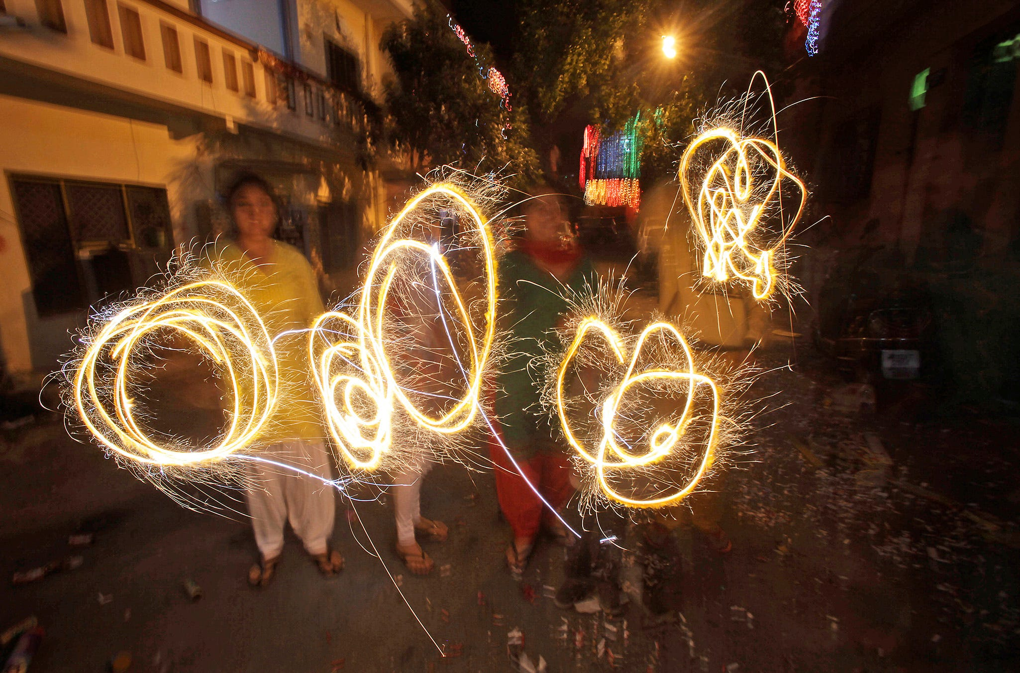 What is Diwali, the festival of lights, and how is it celebrated?