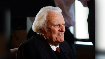 Billy Graham celebrates his 95th birthday today with a big gala tonight and a nationally broadcast sermon that many say could be his last.