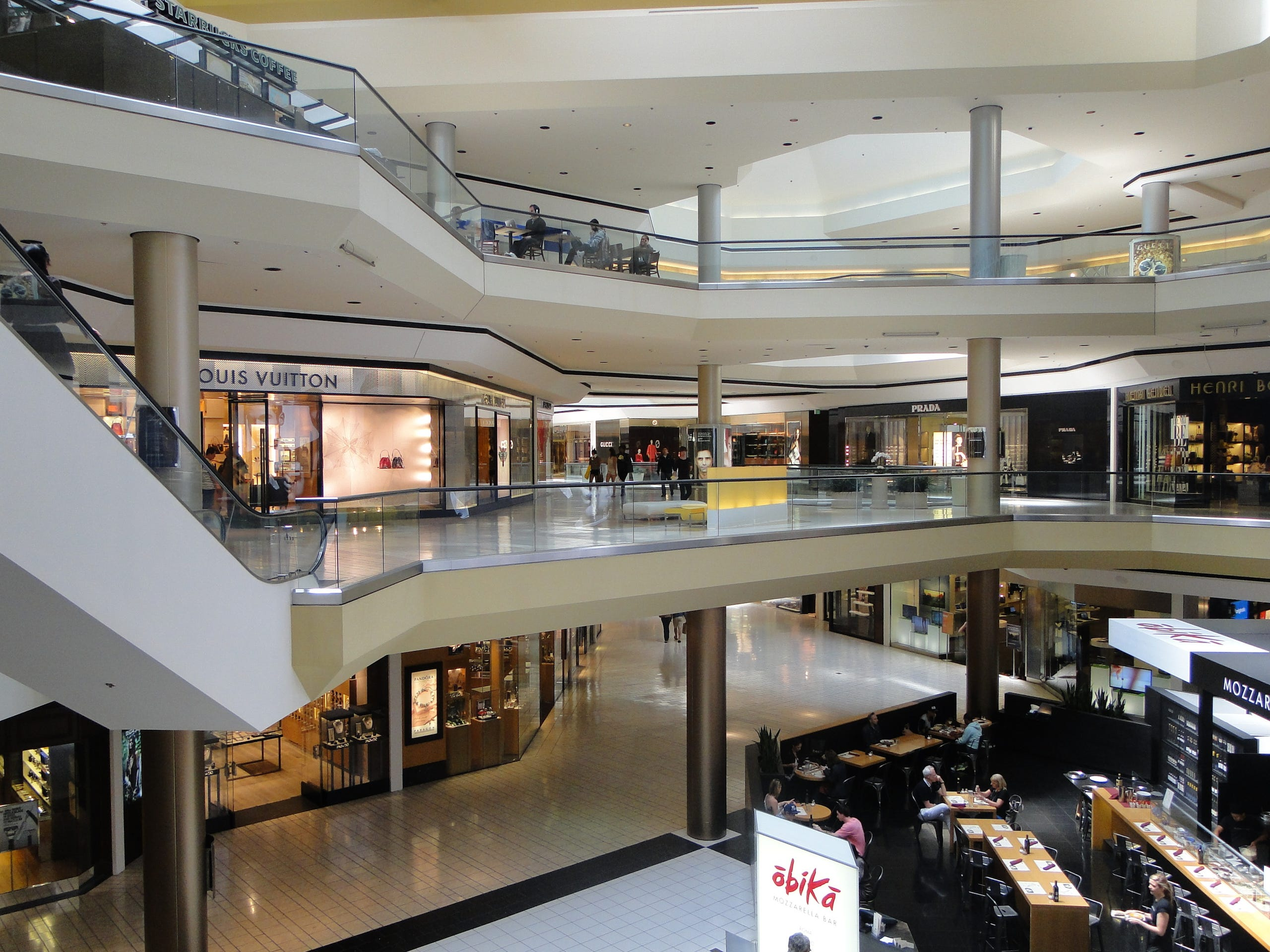 Best Luxury Malls In The Usa