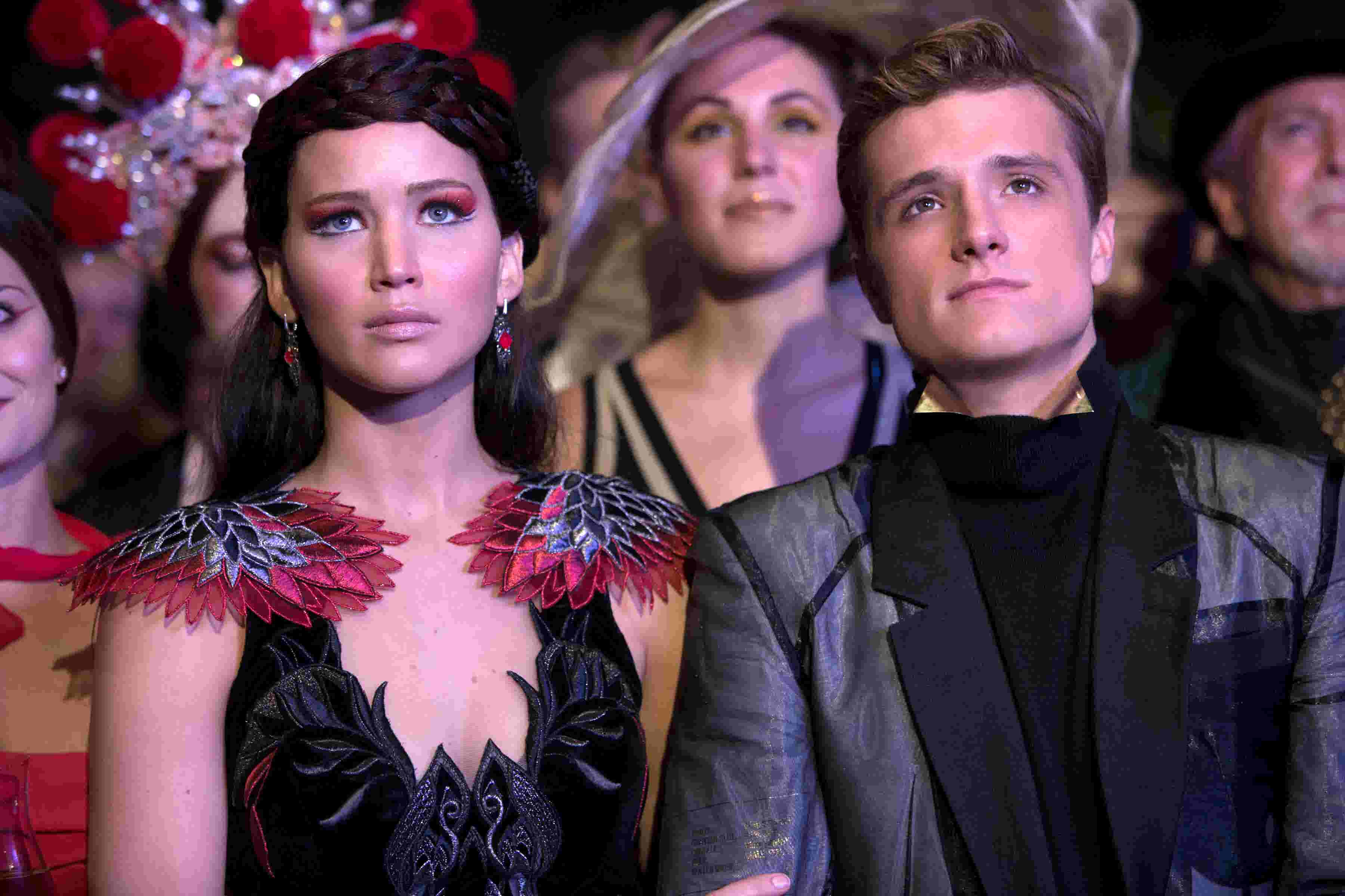 Trailer: 'Hunger Games: Catching Fire'