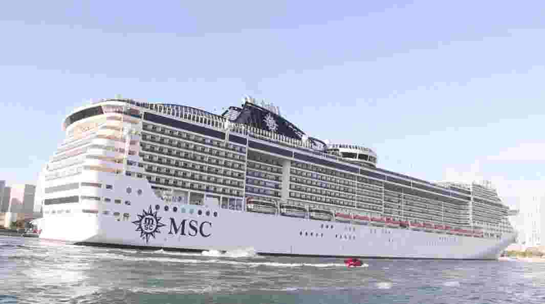 Video Tour A New Cruise Ship For The Caribbean - Msc divina cruise ship