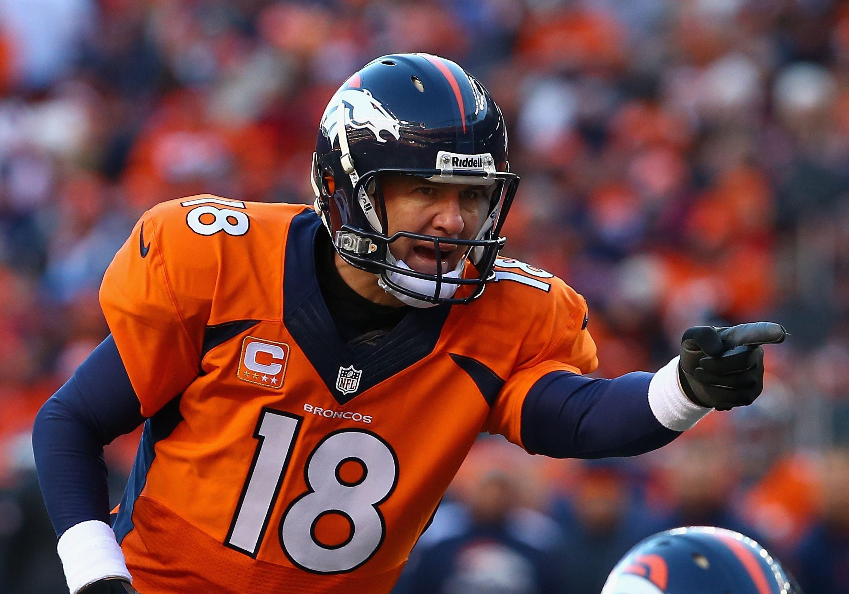 quality design 8fb05 d3faa Super Bowl XLVIII: Nobody brings intensity like Peyton