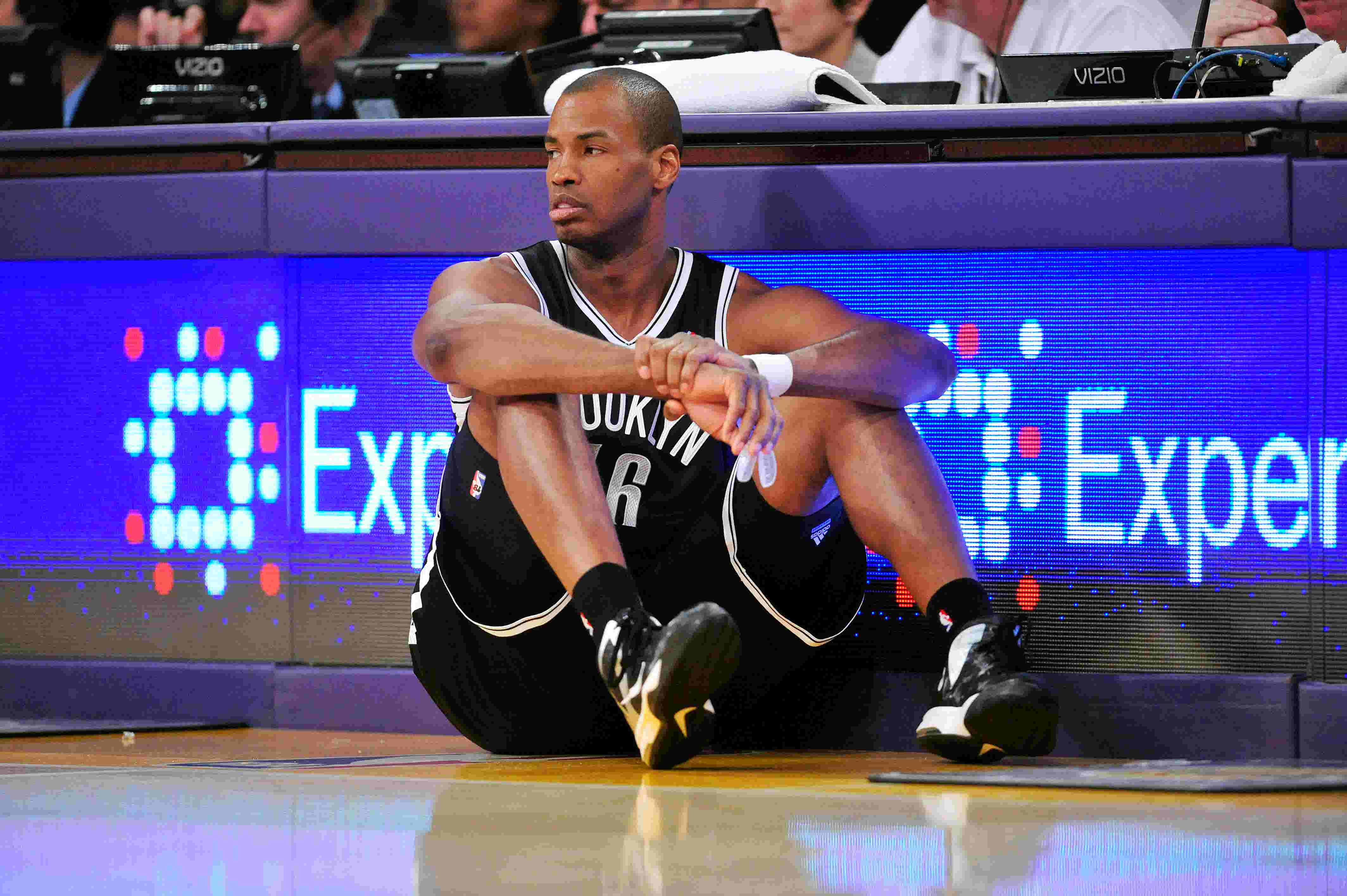 1ccb28ca724 What Brooklyn Nets players think about Jason Collins