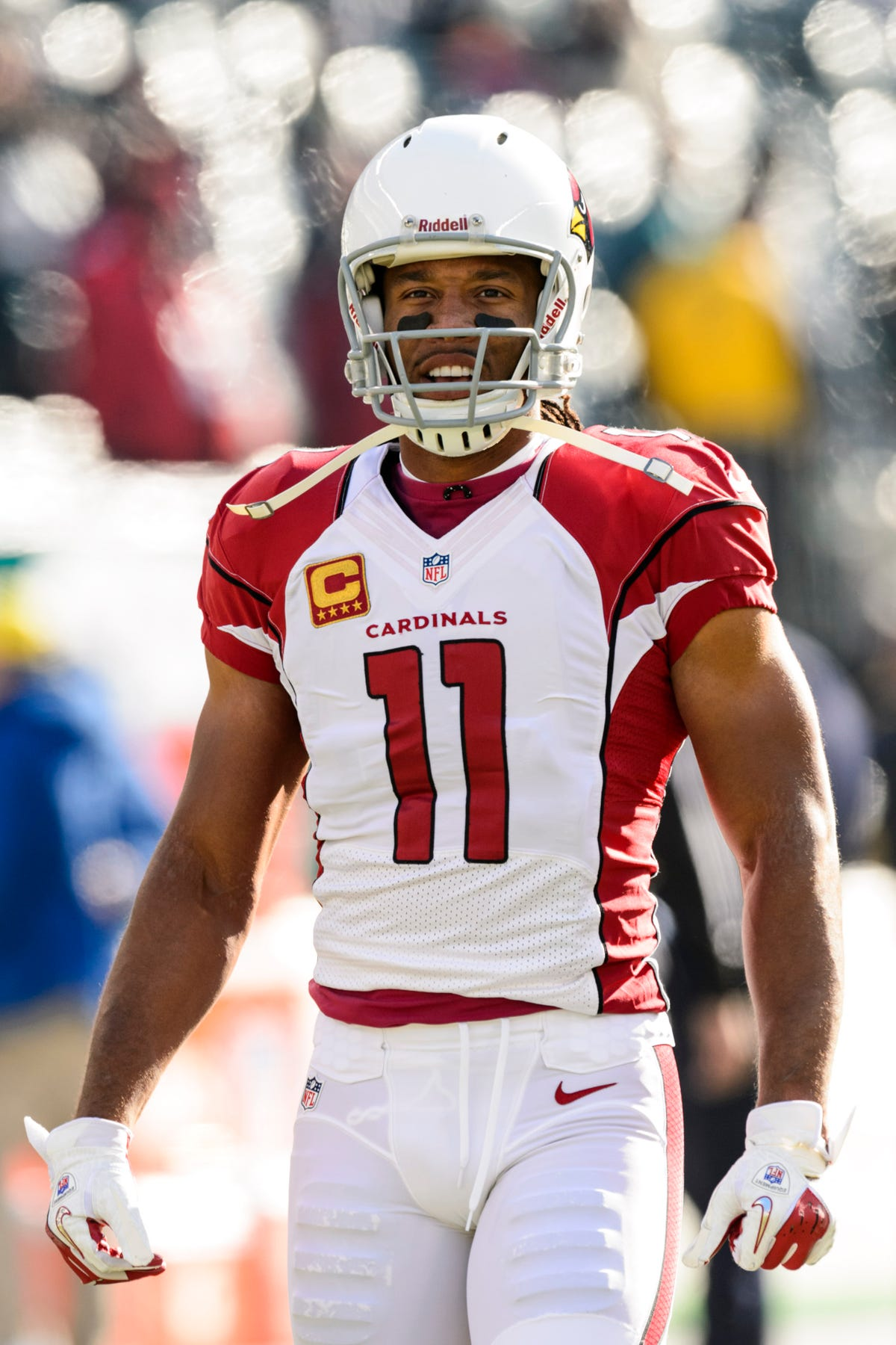 cheap for discount 7f0d3 a76d5 Larry Fitzgerald wasn't concerned about Arizona losing Super ...