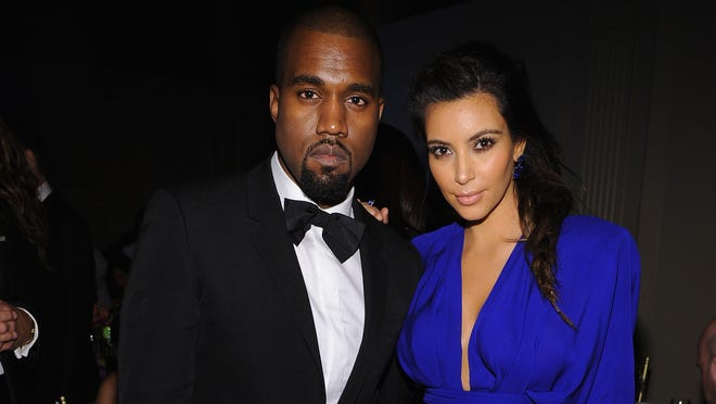 Kim Kardashian West officially files for divorce from Kanye West after almost 7 years of marriage