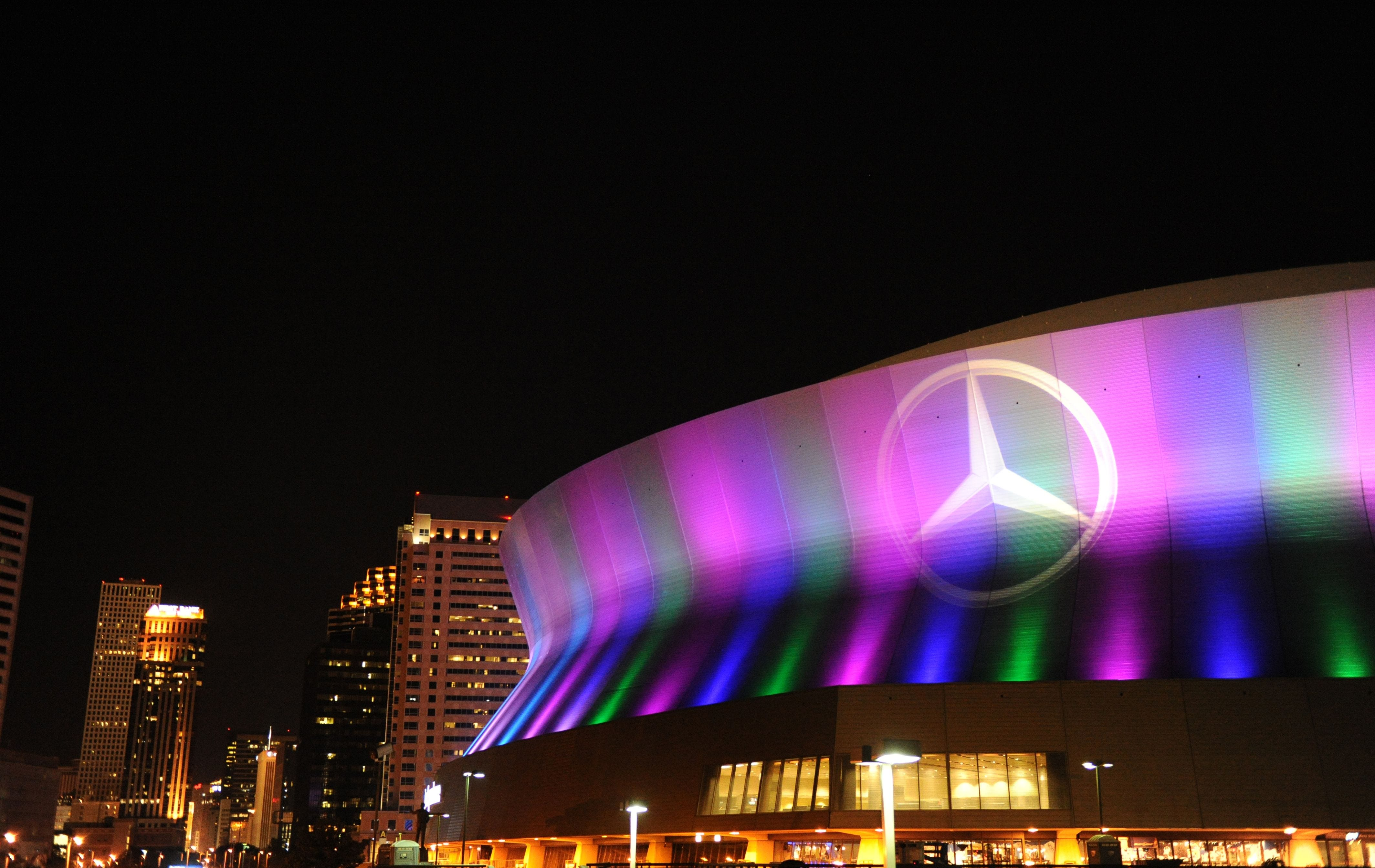 New orleans 39 entrepreneurs see niches fill them for Where is the mercedes benz superdome