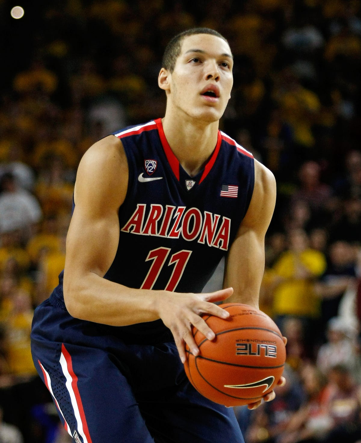 separation shoes 13741 63410 Aaron Gordon, Nick Johnson announce Arizona departures for ...