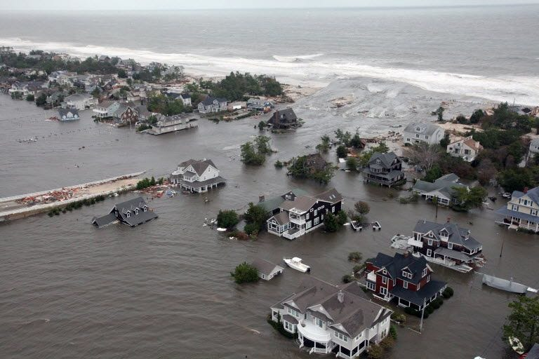 Sea level rise accelerating nearly 3x faster than during 20th century