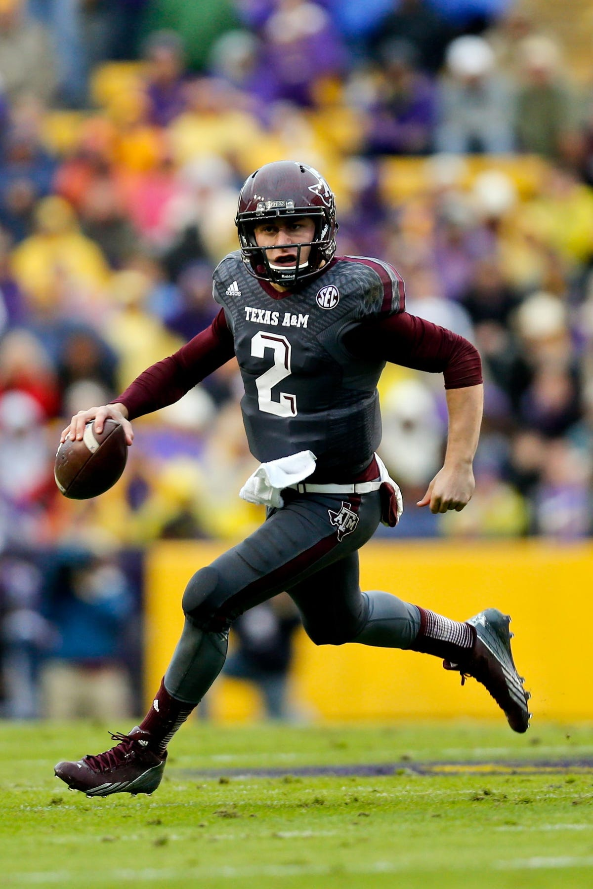 Mike Mayock on QB class intrigue, why Johnny Manziel reminds