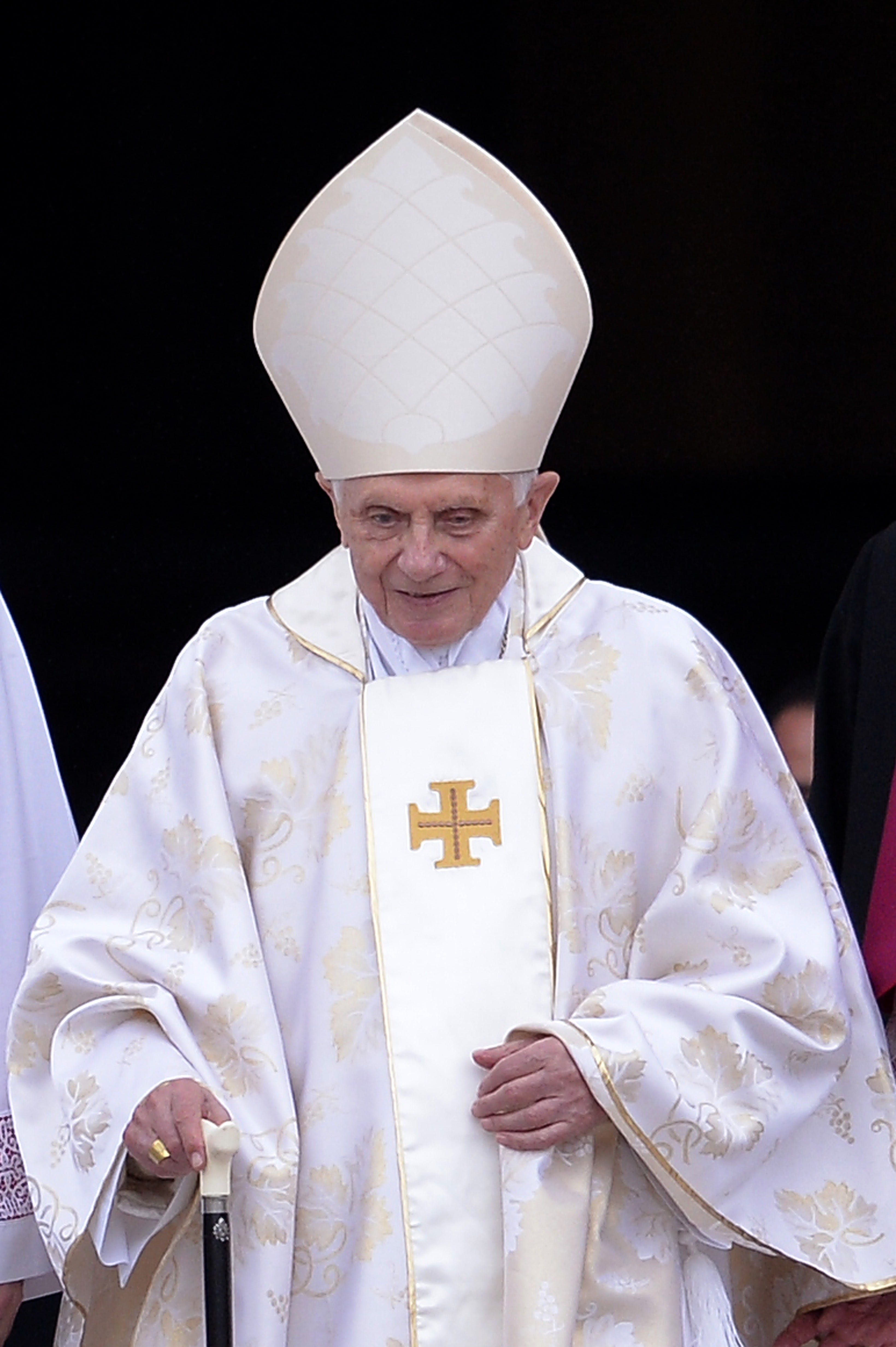 Retired Pope Benedict accused of anti-Semitism after article on Christians and Jews
