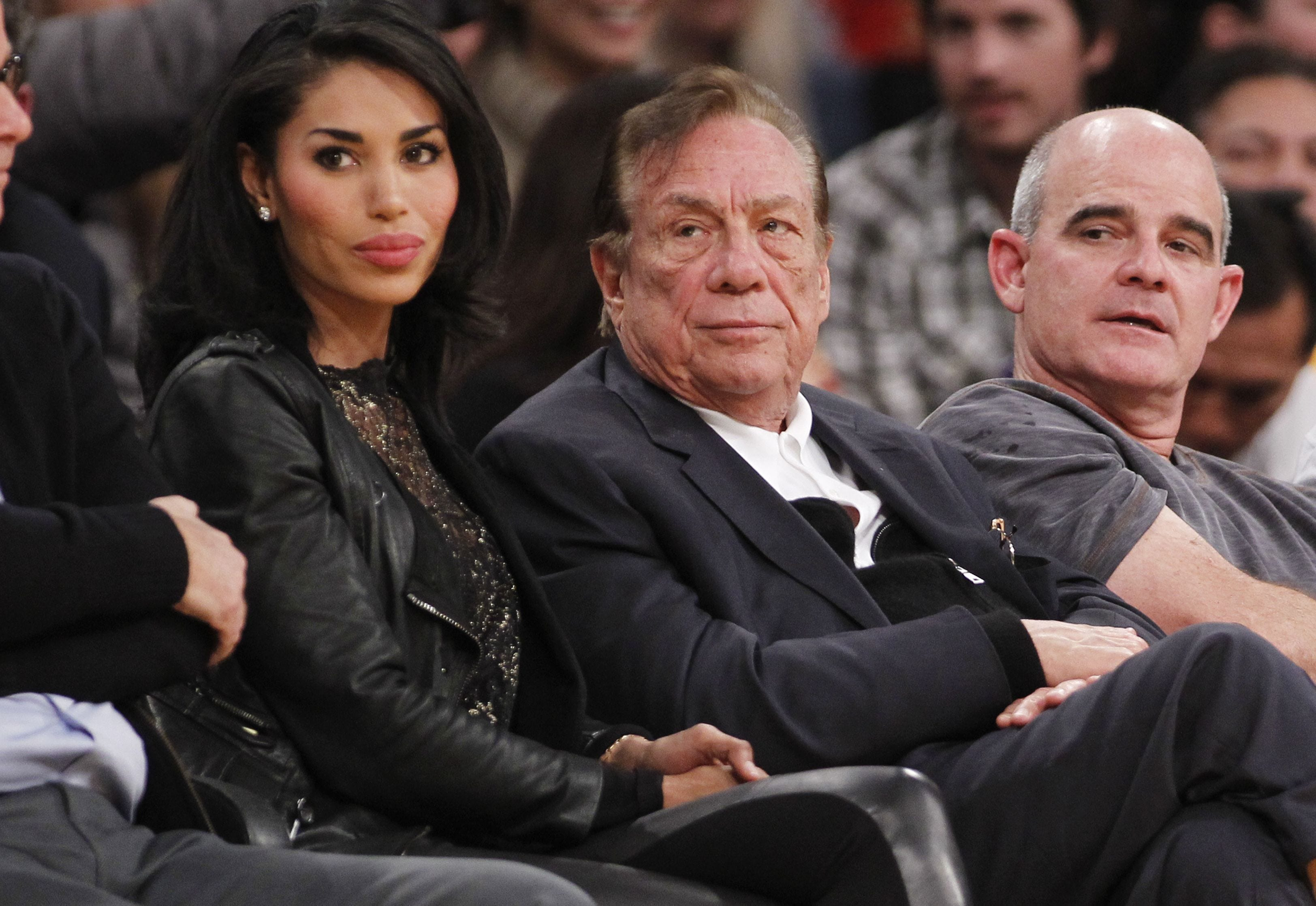 Sponsors Pulling Support Of Los Angeles Clippers