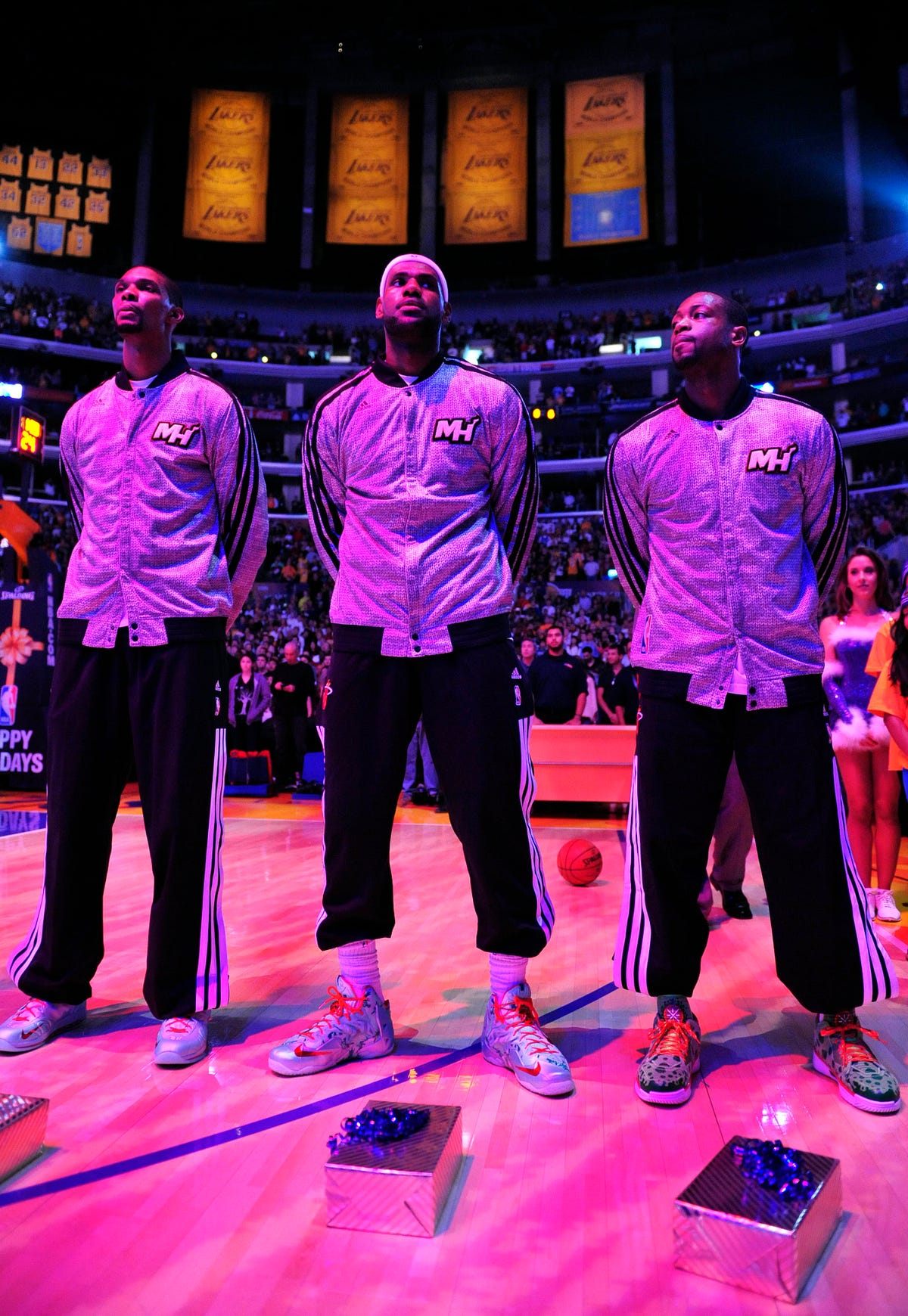 check out ee112 6992d Miami Heat 4 wins from ranks of greatest NBA teams ever