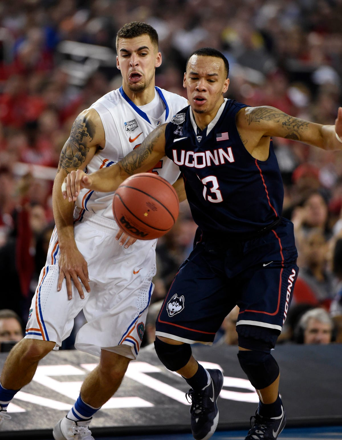 Ranking top 20 point guards for 2014 NBA draft
