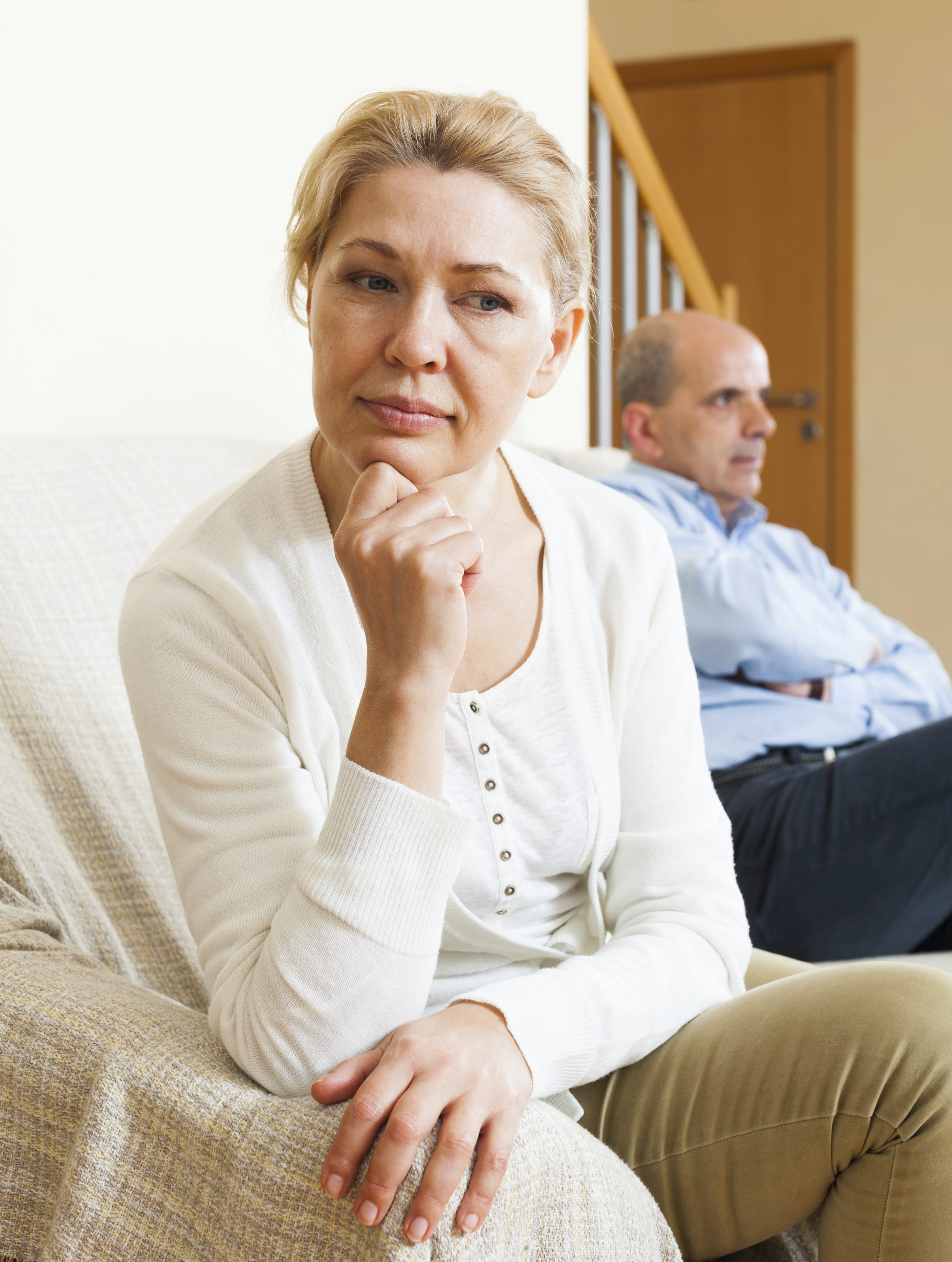 Protect finances in later in life divorce