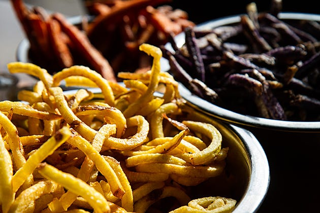Cricket fries, the seats of government, bighorn release: News from around our 50 states