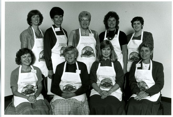 Butterball's Turkey Talk-line, a hotline for turkey related questions started in 1981.