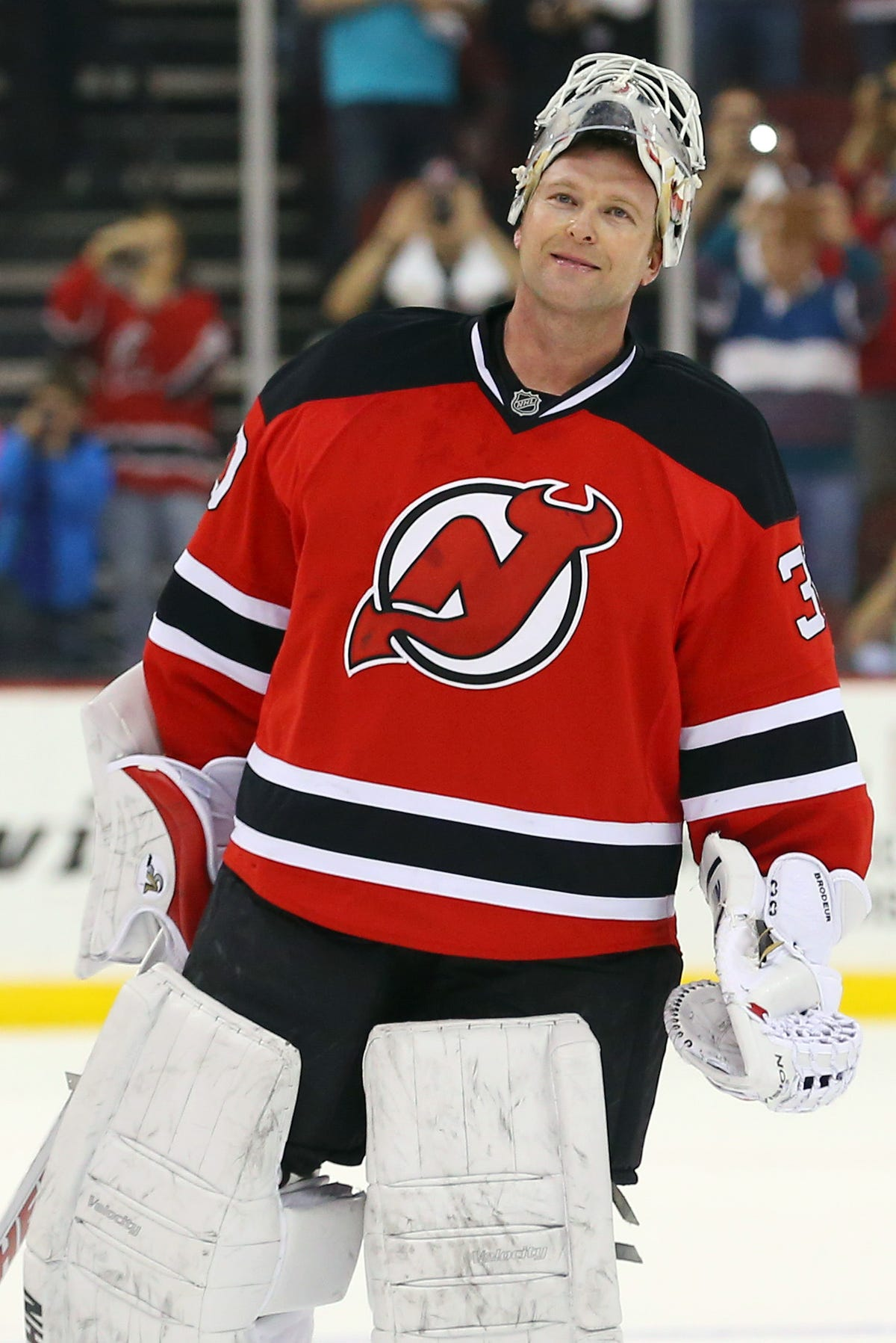 Martin Brodeur Will Practice With The St Louis Blues