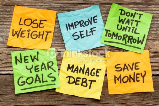 Retirement: New Year's resolutions for wealth, health