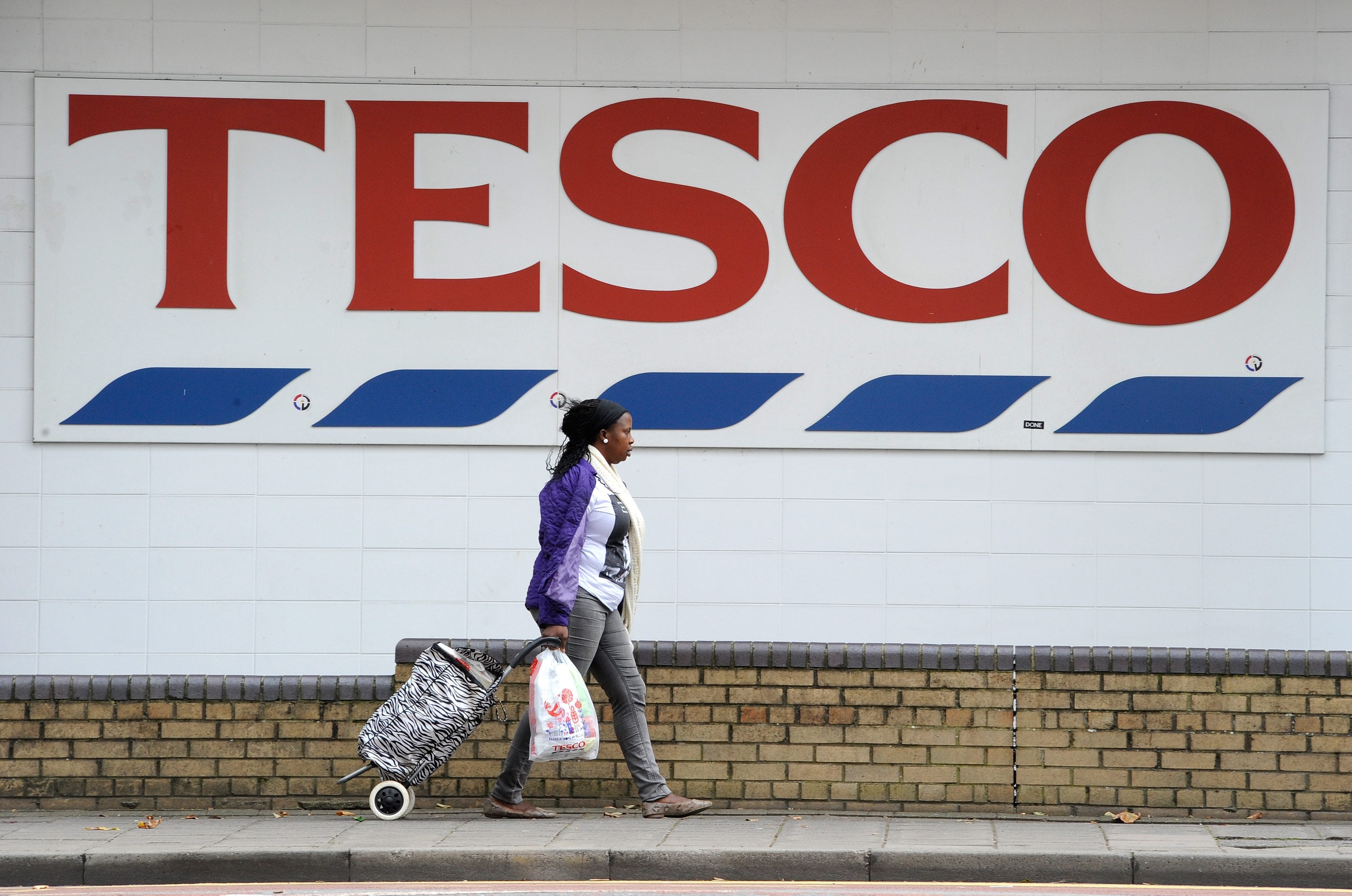 Britain's Tesco issues another profit warning